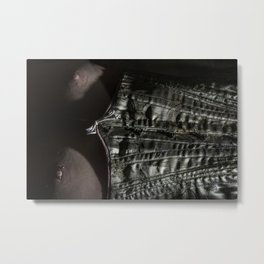 Hint Metal Print