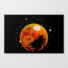 The Moon Child Canvas Print