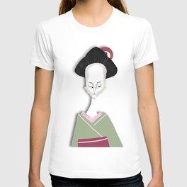 Mrs Wasabi T-shirt