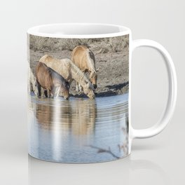 Bachelor Band at the Waterhole Coffee Mug