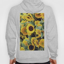 Happy Sunflowers Hoody