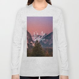 We Are Seekers Long Sleeve T-shirt