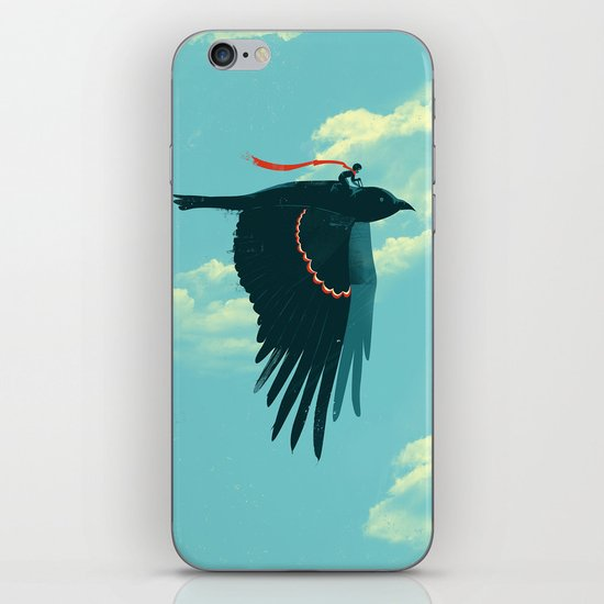 Soar iPhone & iPod Skin