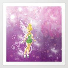 TinkleBell Art Print