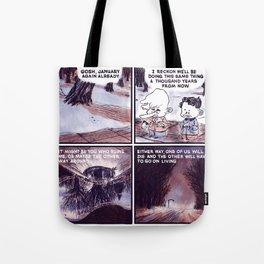Laugh Menu 80 Tote Bag