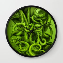 Save The Nature Wall Clock