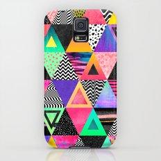 Quirky Triangles Galaxy S5 Slim Case
