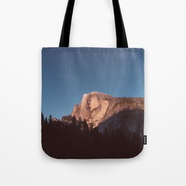 Yosemite Sunset II Tote Bag