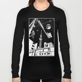 Night in Tokyo 2020 Long Sleeve T-shirt