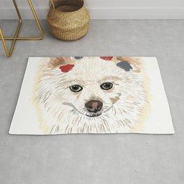 Dog Portrait 1 Rug