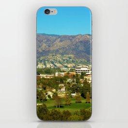 LA/Hollywood Overlook iPhone Skin