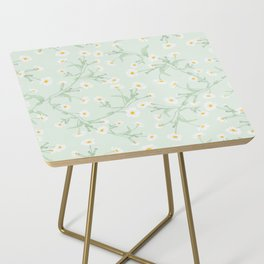 Oxeye (Mint) Side Table