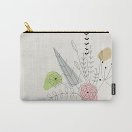 Judy's Bouquet Carry-All Pouch