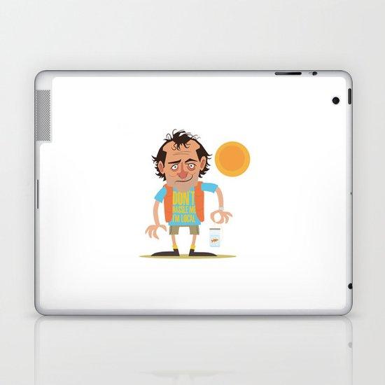 What About Bob? Laptop & iPad Skin