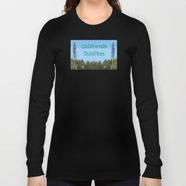 California TelePine Long Sleeve T-shirt