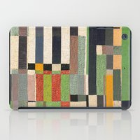 fez iPad Cases featuring Paralelos by Fernando Vieira