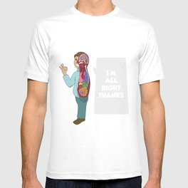 I'M ALLRIGHT T-shirt