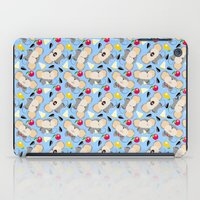 mouse iPad Cases featuring mouse by Tanya Pligina
