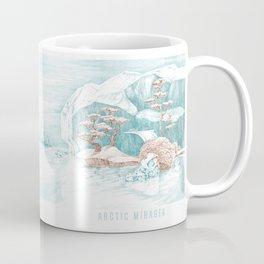 Arctic Mirage Coffee Mug