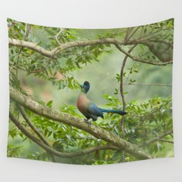 Turaco Wall Tapestry