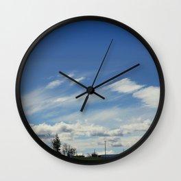 Tract Wall Clock