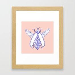 porcelaine bug Framed Art Print