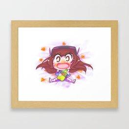 Gremlin D.VA Framed Art Print