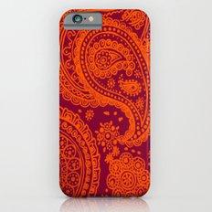 Hokie Paisley iPhone 6s Slim Case