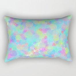 Colorful Time Rectangular Pillow