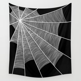 The spider's house Wall Tapestry