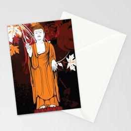 Vintage Buddha Stationery Cards