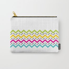 Chevron Austin Carry-All Pouch