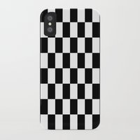 chess iPhone & iPod Cases featuring Chess by ArtSchool