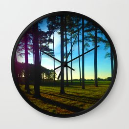 Light and Shadow Wall Clock