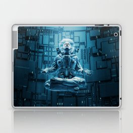 Astro Lotus Laptop & iPad Skin