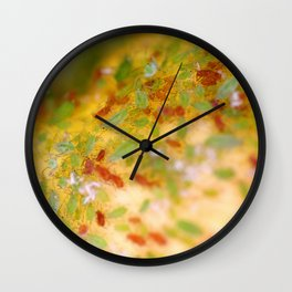 Aphids Wall Clock