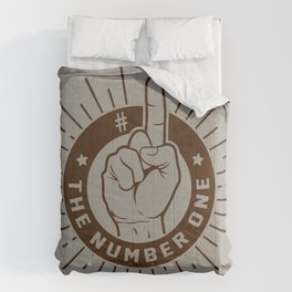 The Number One Comforters