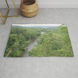River in the Mist Rug