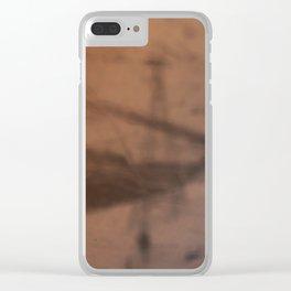 DREAMY WINTER 12 Clear iPhone Case