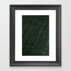 Morpheus - Vivido Series Framed Art Print