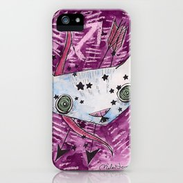 """""""Oro?"""" Sagittarius iPhone Case"""