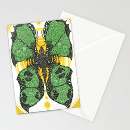 Comfort in the Final Flutter Stationery Cards