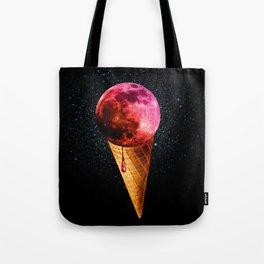 Lick my Moon Tote Bag