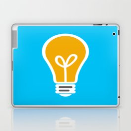 Let Your Light(bulb) Shine Laptop & iPad Skin
