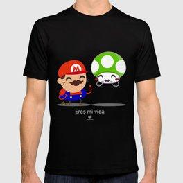 Tu eres mi vida T-shirt