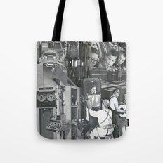 The Machine Tote Bag