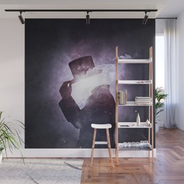 Interstellar +1 ~Saludo Wall Mural
