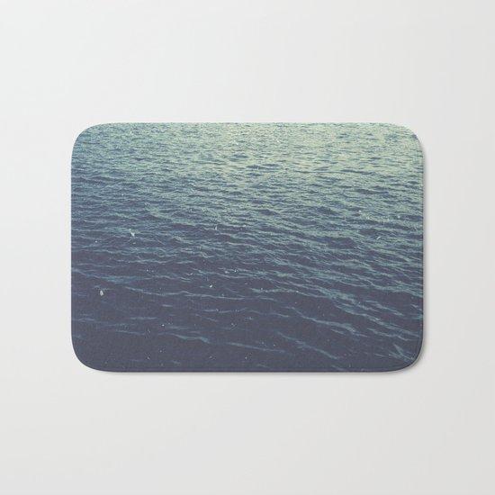 On the Sea Bath Mat