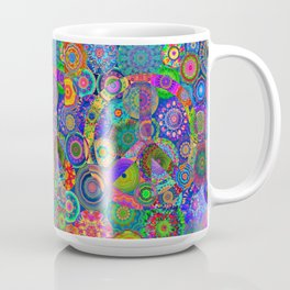 Hippies' Garden Coffee Mug