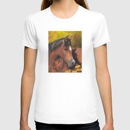 Little Brown Filly T-shirt
